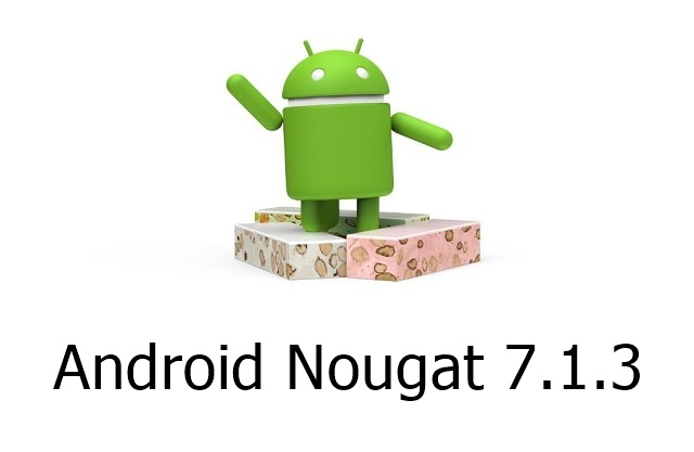Android 7.1.3 update