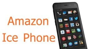 Amazon Ice Phone