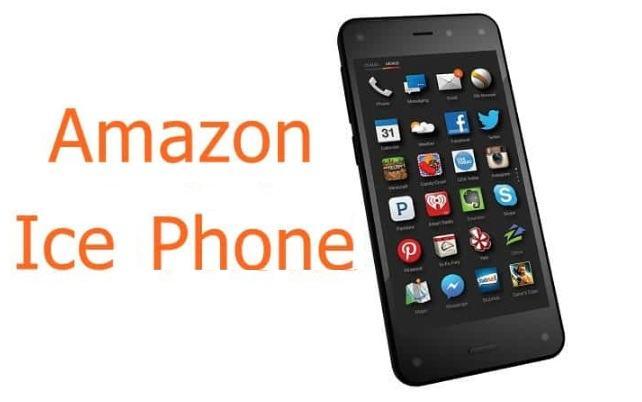 Amazon Ice Phone