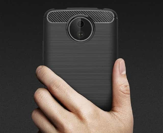 Motorola Moto C Plus Back Case