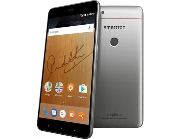 Smartron SRT phone