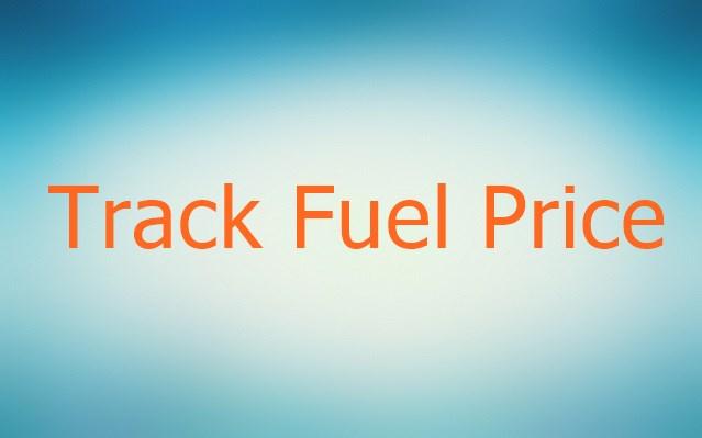 Track Fuel Price online
