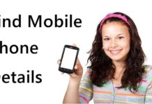 Find Mobile Number Owner Details