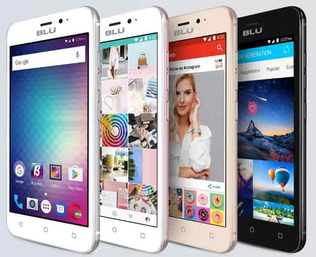 BLU Grand Mini Price in US, Specifications, Features