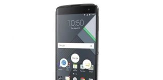 BlackBerry DTEK60 Nougat update