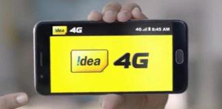 Idea 4G phone