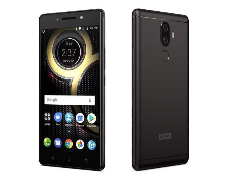 Lenovo K8 Note phone