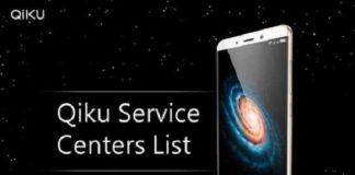 Qiku Service Centers in India