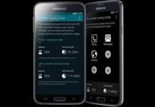 Samsung Ultra Power Saving Mode APK