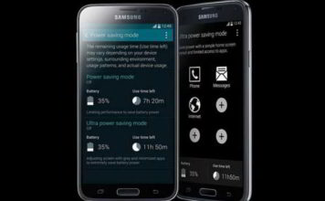 Samsung Ultra Power Saving Mode APK