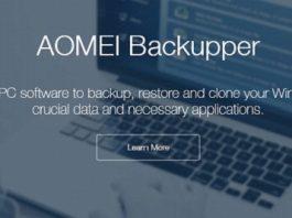 AOMEI Backupper Review