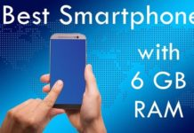 Best Android Phone with 6 GB RAM