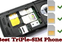 Best Triple SIM Phone