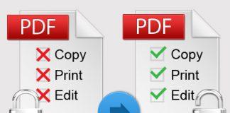 Remove PDF Password on Mac