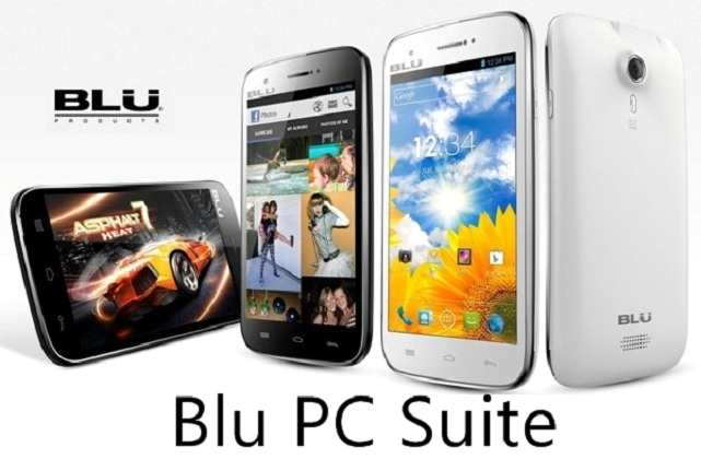 Blu PC Suite