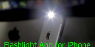 best Flashlight App for iPhone