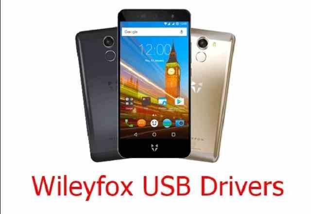Wileyfox USB drivers