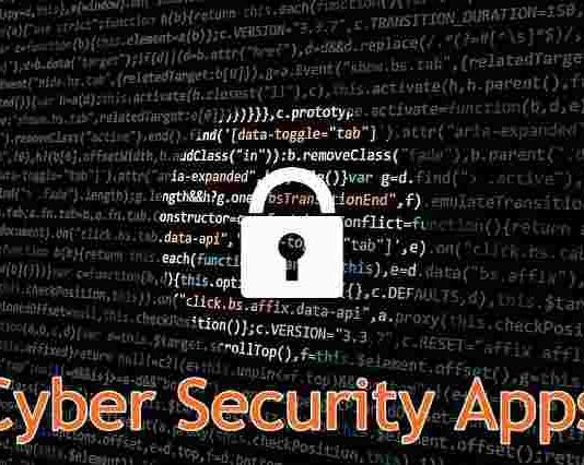 Best Cyber SecurityApps