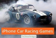 Best iPhone Car Racing games