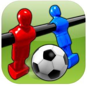 Foosball iOS app