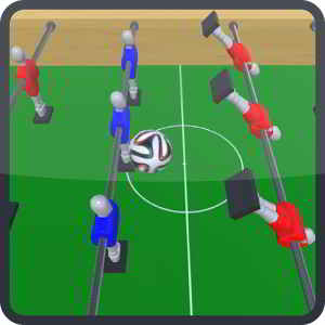 Foosball table android game