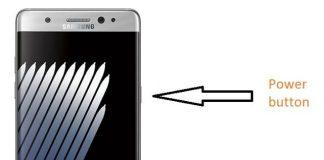 Samsung Galaxy S9 screenshot