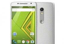 Motorola Moto X5 Play
