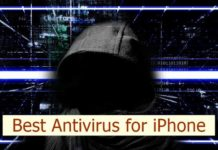 Best Antivirus app for iPhone