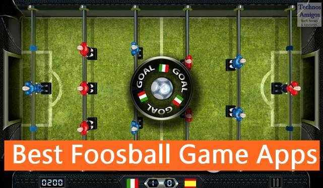 Best Foosball Game Apps for iPhone