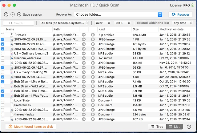 Disk Drill Data recover