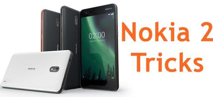 Nokia 2 tricks