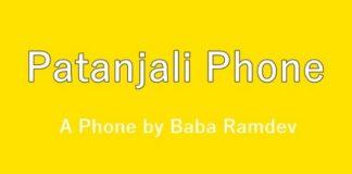 Patanjali Phone