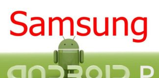 Samsung Android P update