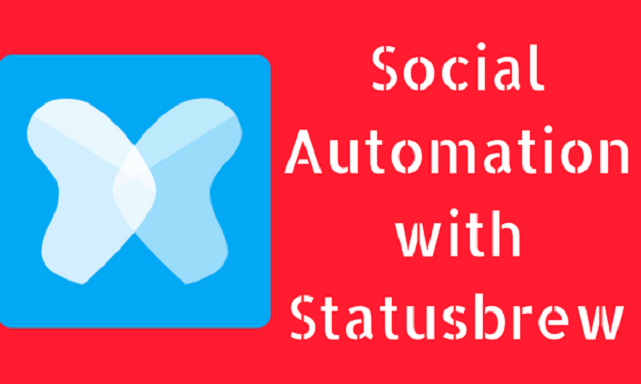 Statusbrew Social Media Automation
