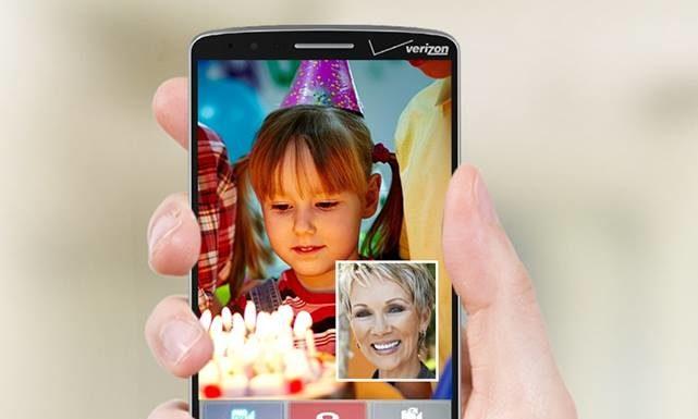Verizon VoLTE call