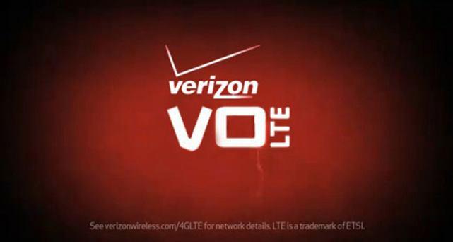 Verizon VoLTE