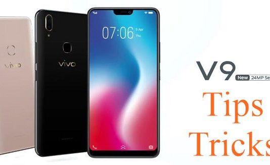 Vivo V9 tips