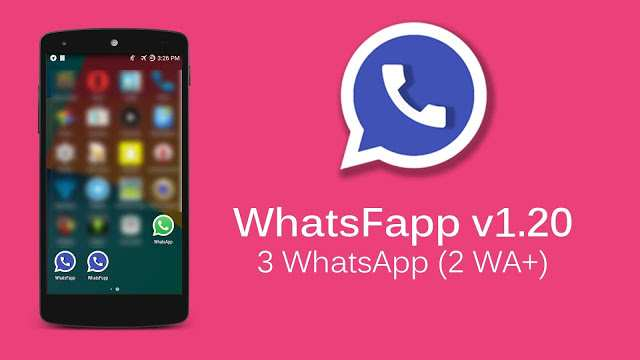 WhatsFapp for Android download