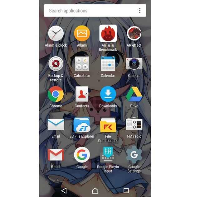 Download Xperia X Launcher, Xperia XA Themes & Boot Animation