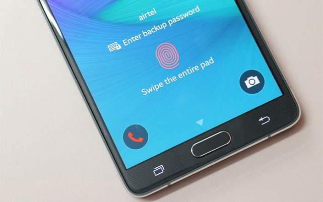 bypass Samsung lockscreen