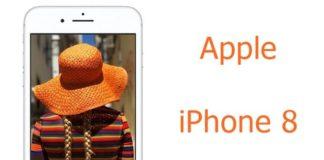 iPhone 8 Screenshot