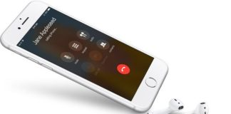 iPhone VOIP call drop
