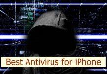 Best Antivirus app for iPhone