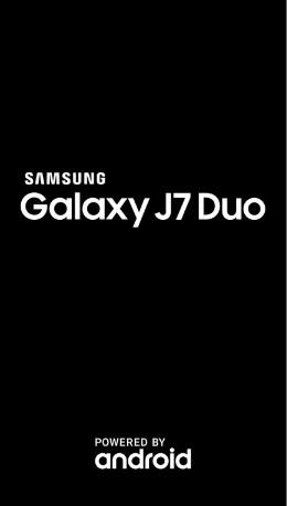 Samsung Galaxy J7 Duo bootscreen