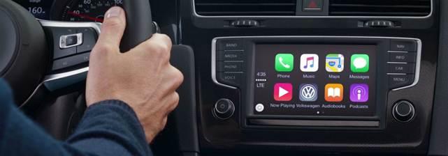 Carplay compatible cars
