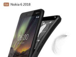 Nokia 6.1 protective case