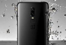 OnePlus 6 Waterproof