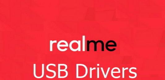 Realme USB drivers