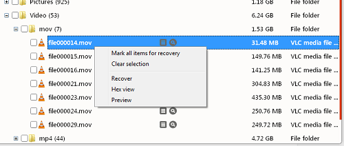 recover deleted windows files