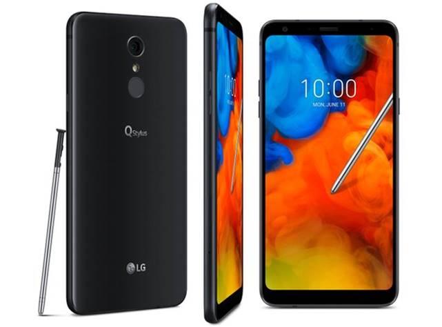 LG Q Stylus